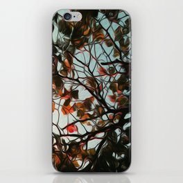 Seasonal iPhone Skin