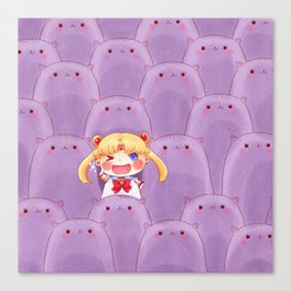 Himouto Usagi-chan Canvas Print