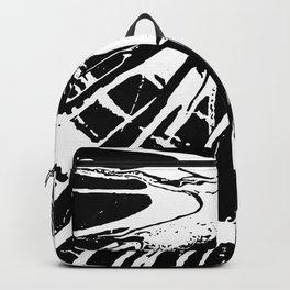 His light rains Backpack