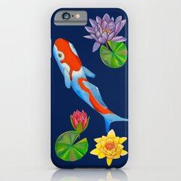Koi Joy iPhone Case