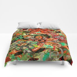 Falling Comforters