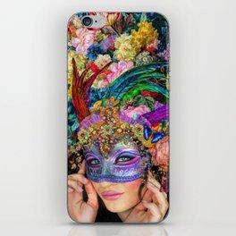 The Mascherari's Muse iPhone Skin