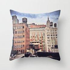Midtown Throw Pillow