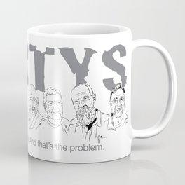 Face the Martys 1 Coffee Mug