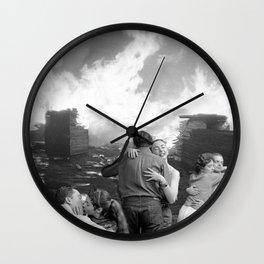 Privilege Wall Clock