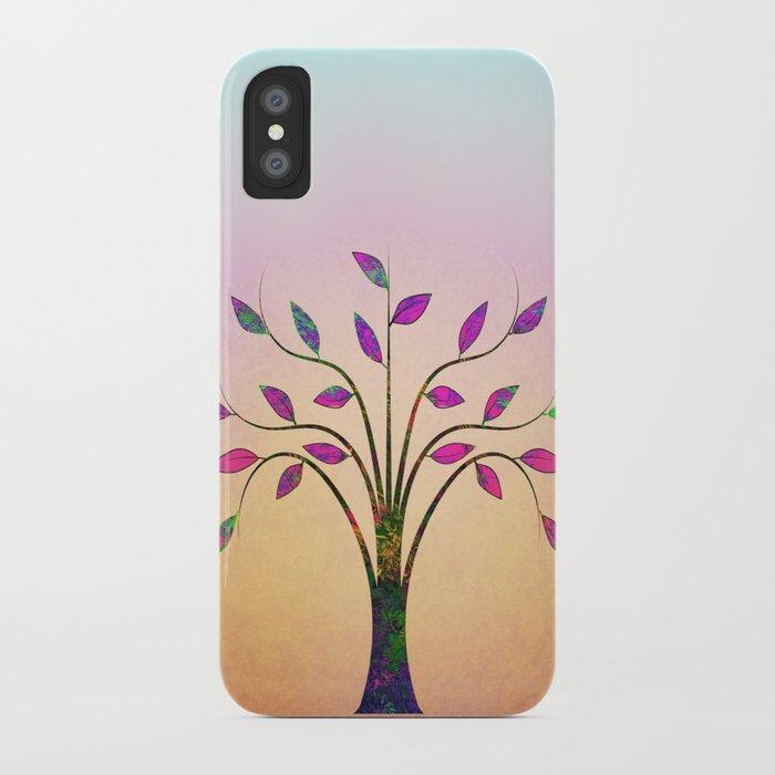 Ornamental Tree iPhone Case