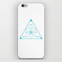 Tri-Force In You iPhone Skin