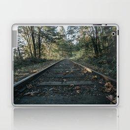 Shawnigan Tracks Laptop & iPad Skin