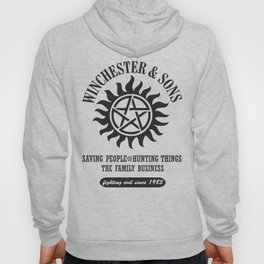 SUPERNATURAL WINCHESTER AND SONS Hoody