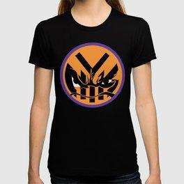 Angry Knickerbocker  T-shirt