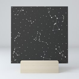 The Night Sky Mini Art Print