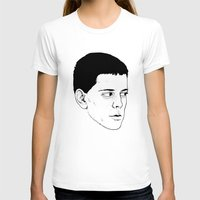 lou reed T-shirts featuring LOU REED by Mitch Meseke