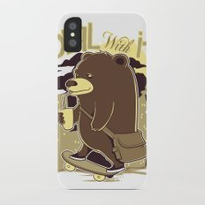 Deal with it Slim Case iPhone X