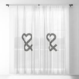 youmelove Sheer Curtain