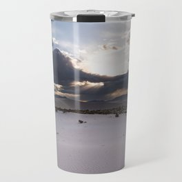 White Sands National Monument Travel Mug