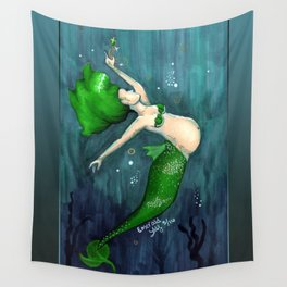 Emerald (May) Wall Tapestry