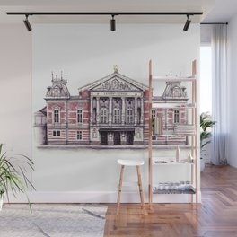 Royal Concert Hall Amsterdam Wall Mural