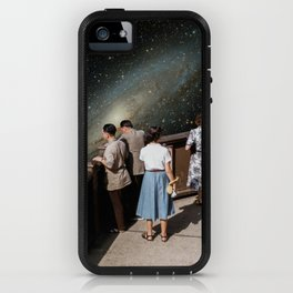 THE VIEW FROM ABOVE iPhone Case