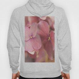 Hortensia Flower Pink Hydrangea #decor #society6 Hoody