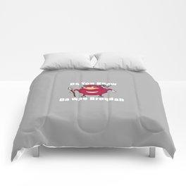 Do You Know Da wae Comforters