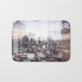 A Layered Empire Bath Mat