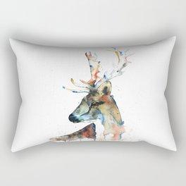 Deer - Fallow Deer Rectangular Pillow