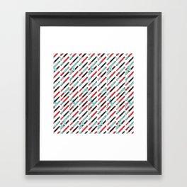 Rockin' Cigs Framed Art Print