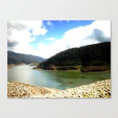 Thompson's Dam Canvas Print