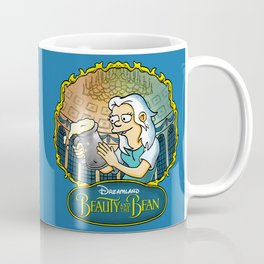 Disenchantment vs Beauty and the Beast Coffee Mug