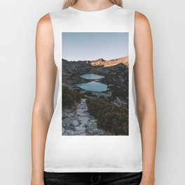 Mountain Ponds - Landscape and Nature Photography Biker Tank