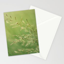 summer greens Stationery Cards