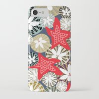 starfish iPhone & iPod Cases featuring Starfish by Angela Stevens