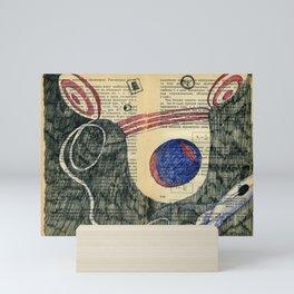 Astrocosmonaut Mini Art Print