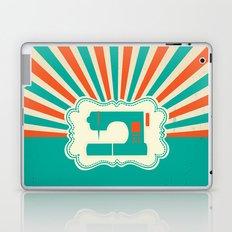 Sew-burst Laptop & iPad Skin