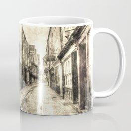The Shambles York Vintage Coffee Mug