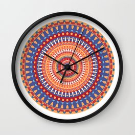 AFE Mandala 4 Wall Clock