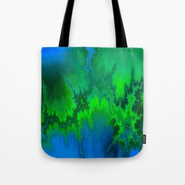 Dropped Out Tote Bag