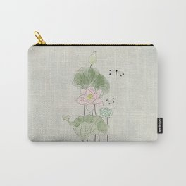 Pond of tranquility Carry-All Pouch