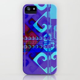 Cracker Jacks iPhone Case