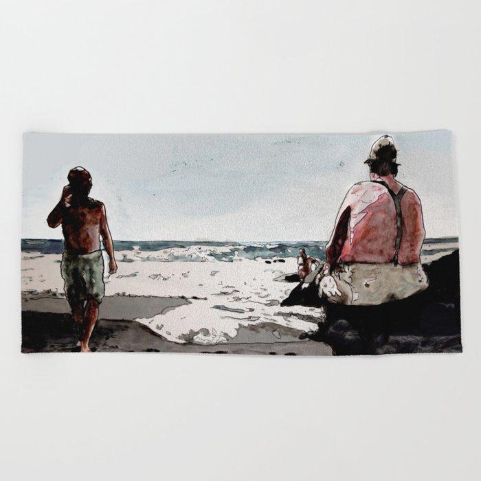 GOMERA Beach Towel