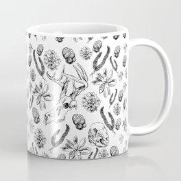 Skulls and Succulents Coffee Mug