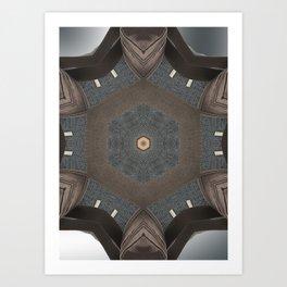 Benetton III Art Print