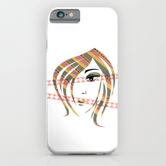 Eyes Wide Open iPhone & iPod Case