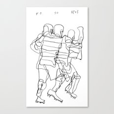 20170204 Canvas Print