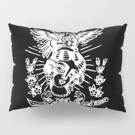 Lady head Pillow Sham