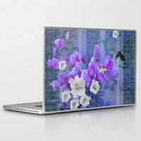 hummingbird Laptop & iPad Skins featuring Hummingbird by Sabah