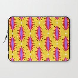Cosmic Roar Pattern Laptop Sleeve