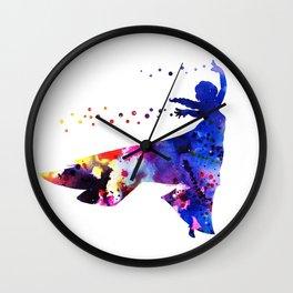 Elsa the Snow Queen II Wall Clock