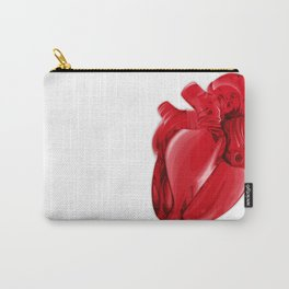 Handle with care! it's fragile Carry-All Pouch