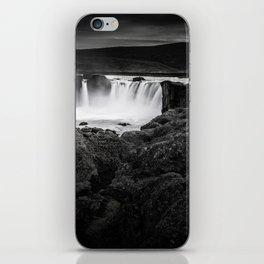 Godafoss Waterfall iPhone Skin